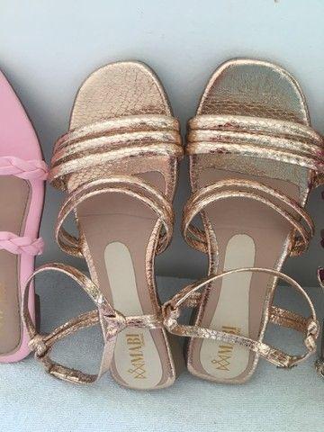 Rasteira e sandália - Foto 3