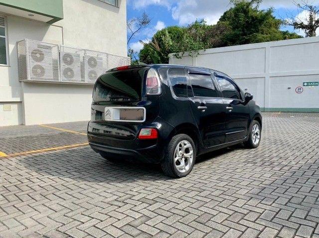 C3 Picasso Exclusive Automático Com GNV - Muito Novo! - 2015 - Foto 9