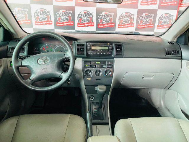 Corolla 1.8 XEI Automática 4P * Com Apenas R$ 4.000,00 de Entrada - Foto 9