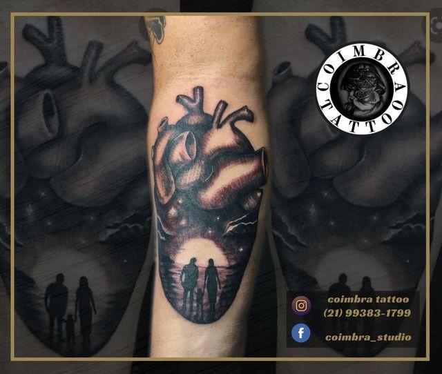Troco tattoo por celular ou tablet  - Foto 3