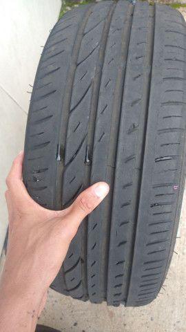 Vendo 17 Santorine tala 6 vai com os pneu - Foto 5