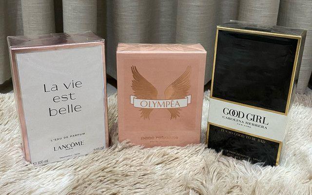 Perfumes Originais Importados Femininos a pronta entrega