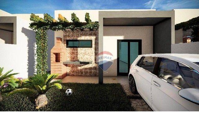 Casa com ótimo preço e acabamento de primeira linha - VILLAGE JACUMÃ - CONDE/PB - Foto 3