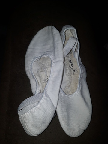 Sapatilha ballet