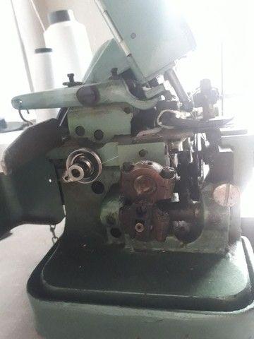 Máquina Overlok profissional  - Foto 2