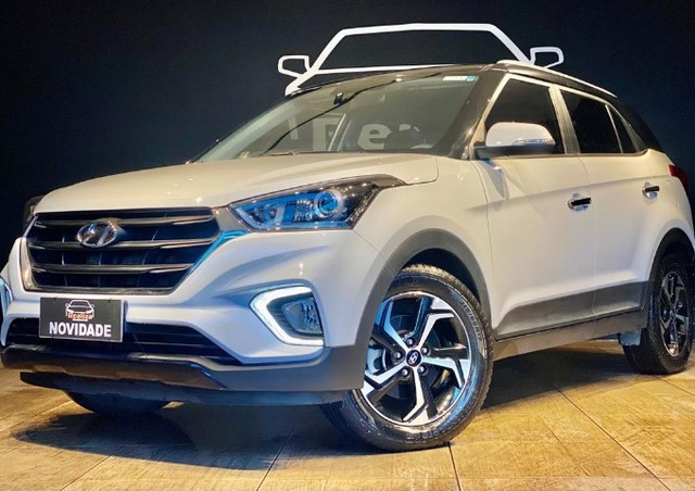 Hyundai Creta Pulse Plus 1.6 AT 2020