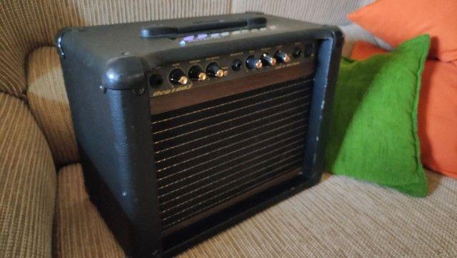 Amplificador Oneal OCG 100f guitarra Bk - Foto 3