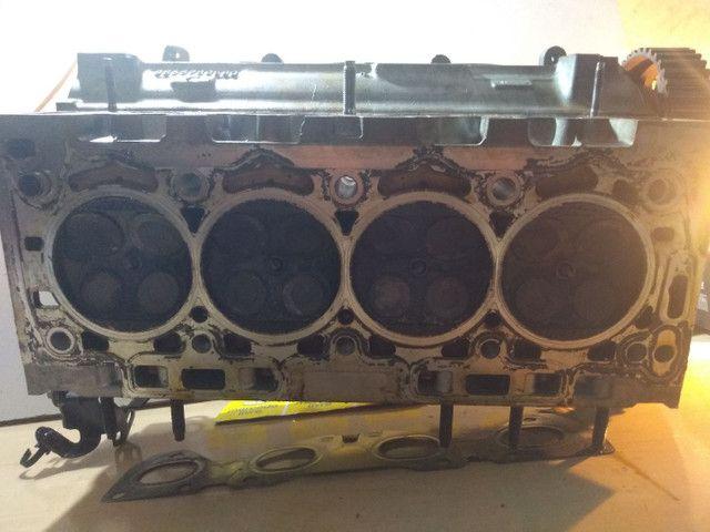 Cabeçote citroen C4 C3 Peugeot 206 207 307 todos 1.6 16 válvulas - Foto 3