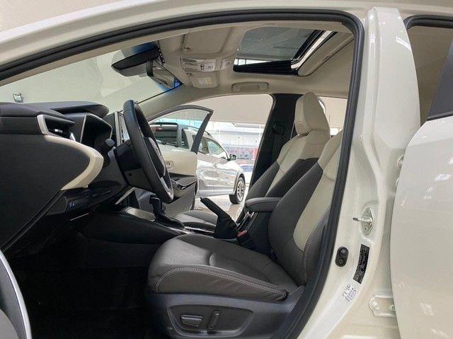 Corolla Altis Hybrid Premium 20/21 5.600 km ! - Foto 8