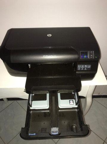 Impressora HP Office Jet Pro 8100. Perfeito Estado. Zero defeito - Foto 3