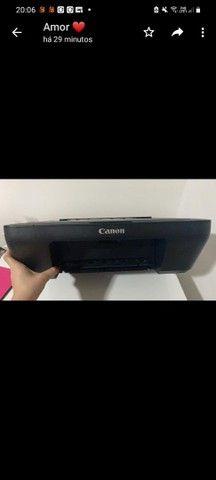 Impressora Pixma MG3010 - Foto 3
