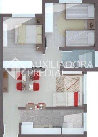 Apartamento à venda com 2 dormitórios em Aberta dos morros, Porto alegre cod:248192
