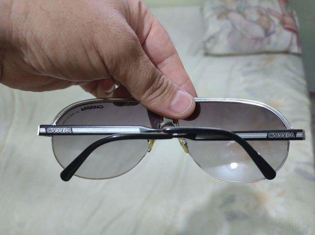 Troco óculos Carrera feminino - Foto 2