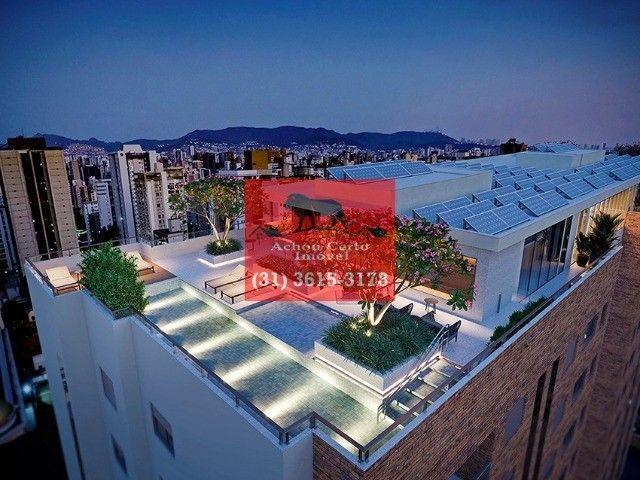 Apartamentos novos com 1 e 2 quartos à venda no bairro Santo Agostinho em BH - Foto 5