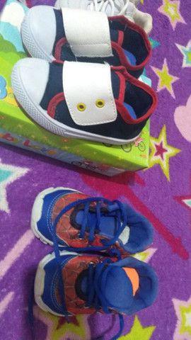 Lote de sapatos 150 - Foto 3