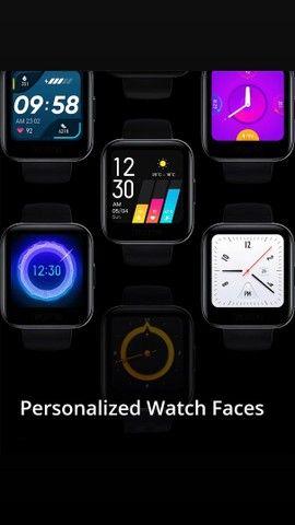 Smartwatch A prova dágua IP68 p/ Android e iOS - Foto 3
