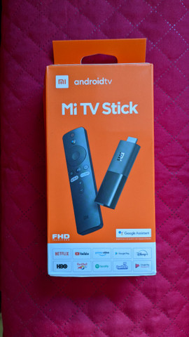 Xiaomi Mi Stick Tv NOVO