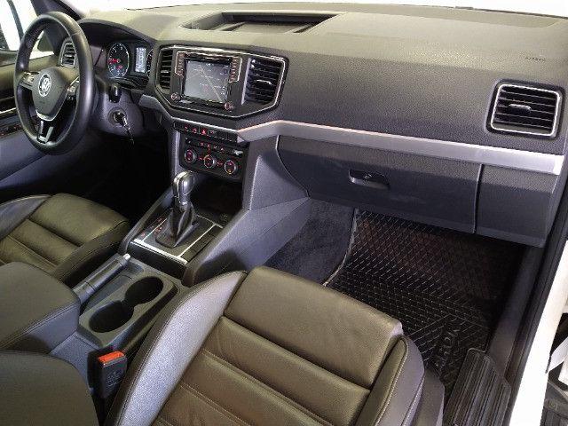 Amarok HighLine 2.0 4x4 Diesel Automático 2019 - Foto 16