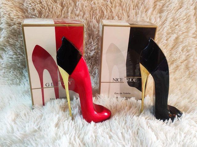 Sapatinhos 80ml Nice Shoe e Glitzy - Foto 3