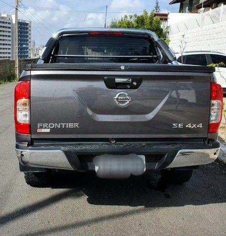 Nissan Frontier - único dono - Foto 4