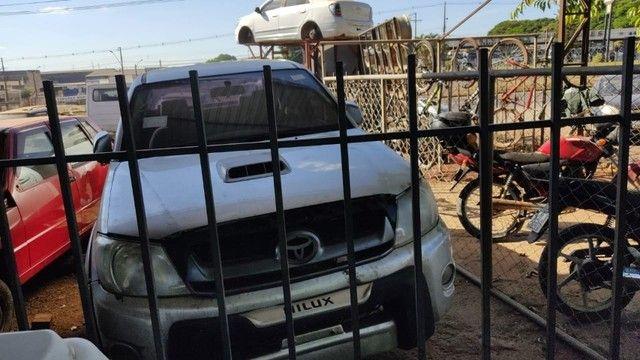 Toyota Hulix SW4 2007 A 2012 Garantia Bom - Foto 8