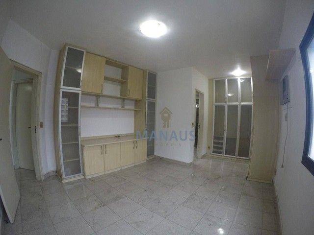Apartamento com 4 dormitórios para alugar, 186 m² por R$ 3.900/mês - Adrianópolis - Manaus - Foto 19