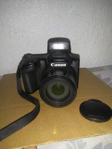 Câmera cânon Power shot sx400 - Foto 2