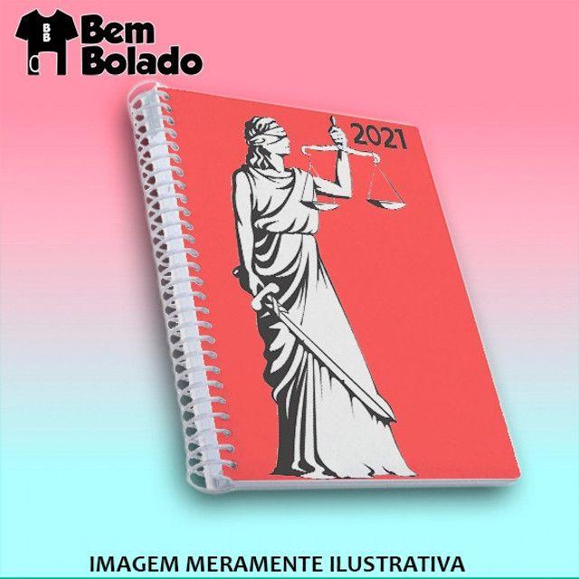 Agenda 2021 Direito Advogado Advogada - Foto 3
