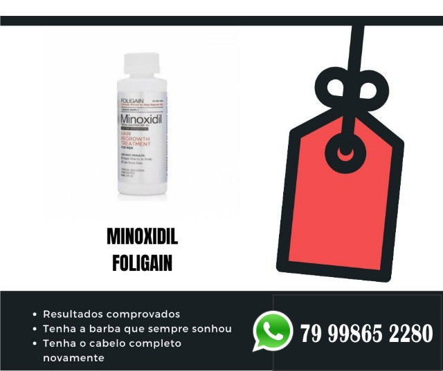 Minoxidil Foligain - Importado USA - Foto 4