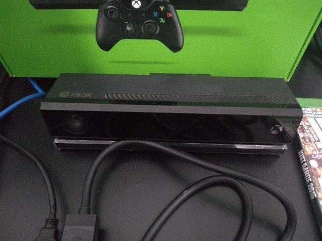 Xbox one em perfeito estado - Foto 3