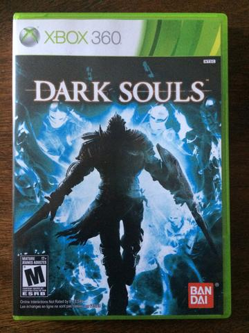 Dark Souls Xbox 360 Original
