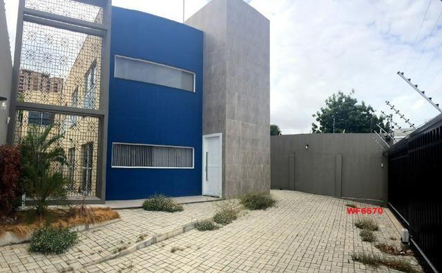 PT0020 Prédio comercial, 6 escritórios, 10 vagas, ponto comercial no Papicu, próx metrofor