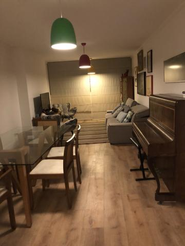 Apartamento reformado em Higienópolis