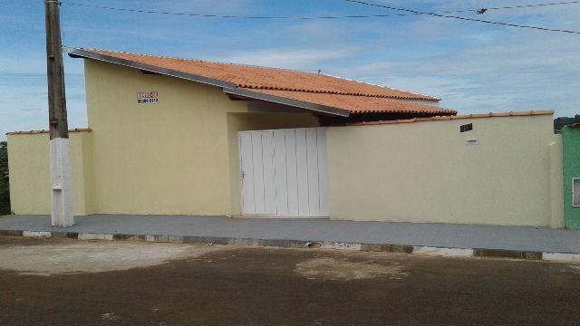 Casa em Guaxupé - Bairro Novo Horizonte