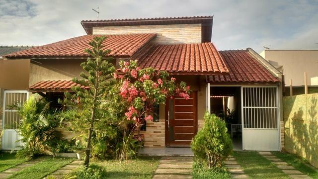 Casa Plana no Jardim das Serra