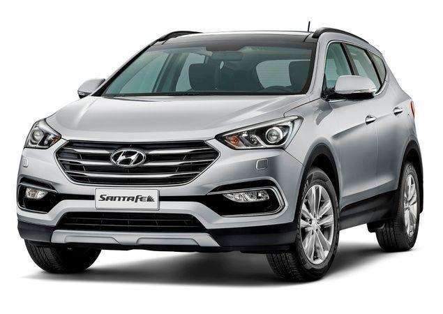 Hyundai Santa Fe sem juros