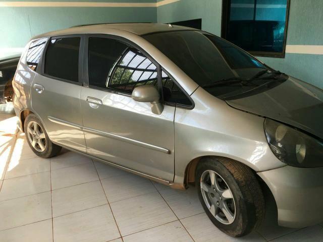 Honda fit 2007 automático