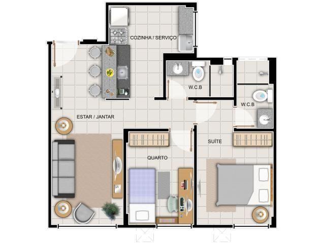 Edf Residencial Patio cod.146 - Foto 19