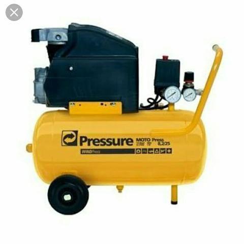 Compressor pressure 8.2