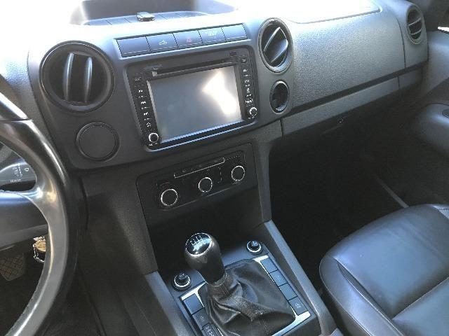 Vw - Volkswagen Amarok CD Trend 4X4 2012 - Foto 7
