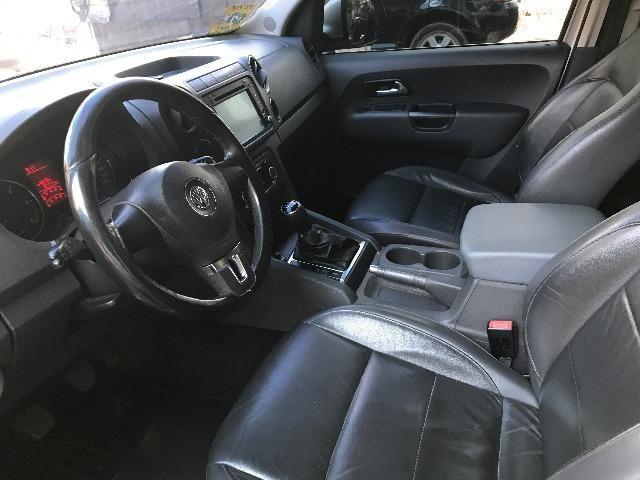 Vw - Volkswagen Amarok CD Trend 4X4 2012 - Foto 10
