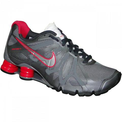... Nike Shox Turbo Cinza e rosa 35 ... 52b9e180f4be
