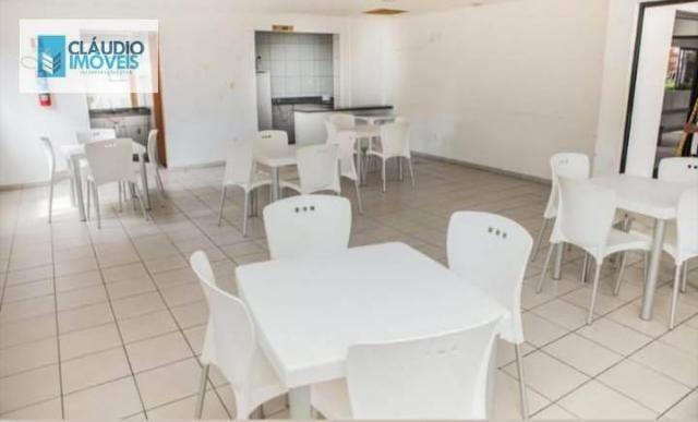 Apartamento com 3 dormitórios à venda, 68 m² por r$ 324.336 - jatiúca - maceió/al - Foto 12