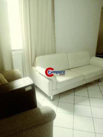 Apartamento à venda, 48 m² por r$ 170.000,00 - jardim cumbica - guarulhos/sp