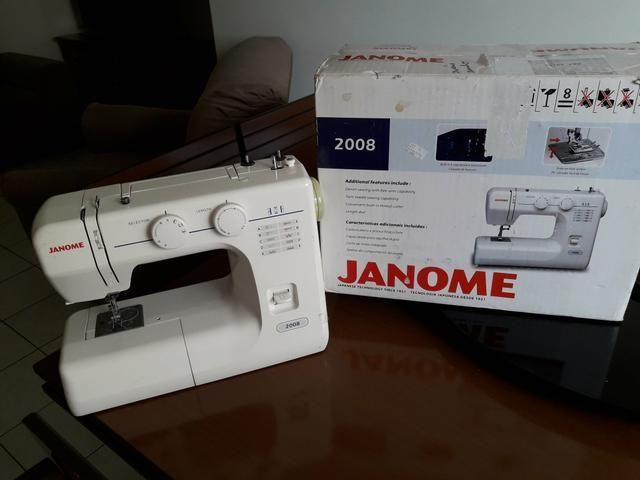 Maquina de costura Janome