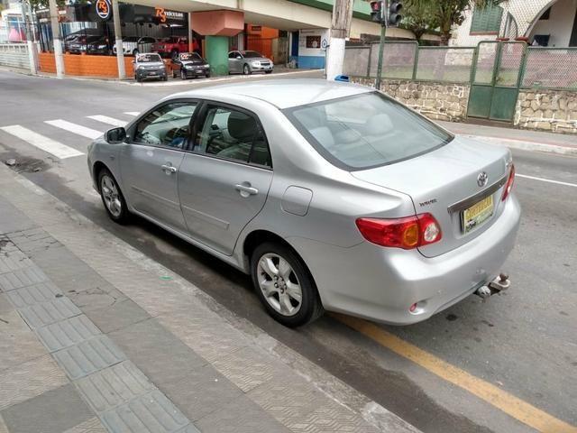 Corolla xei 1.8 flex 2010 automático IPVA 2020 PAGO - Foto 6