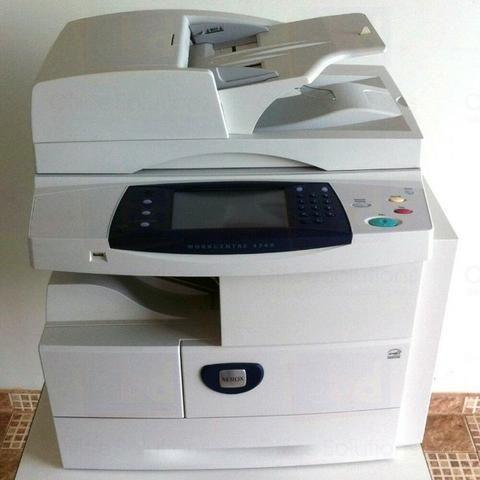 Impressora/Copiadora Laser PB Phaser 4260 impressão, cópia e digitalização frente e verso