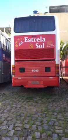 Ônibus DD Scania K113 Impecável - Pronto para viajar e trabalhar! - Foto 5