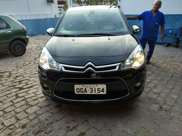 C3 Exclusive 1.5 Flex 8v km 20.000 UNICA DONA - Foto 5
