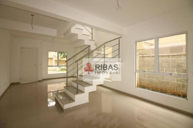 Casa com 3 dormitórios à venda, 126 m² por r$ 650.000 - barreirinha - curitiba/pr - Foto 10